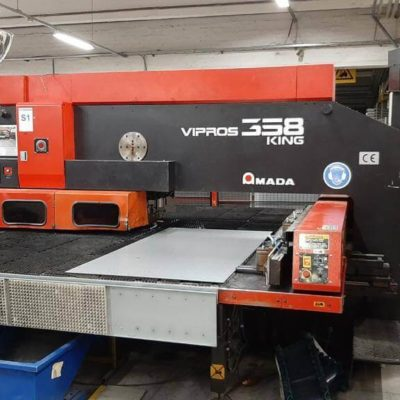 CNC punching Amada Vipros 358 King