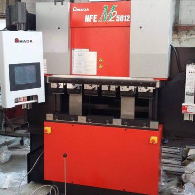 Amada HFE M2 5012 CNC press brake