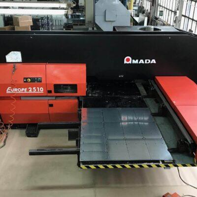 CNC punching machine Europe 2510