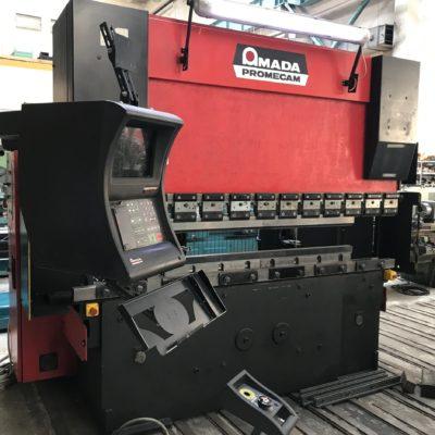 Amada HFBO 8025 CNC press brake