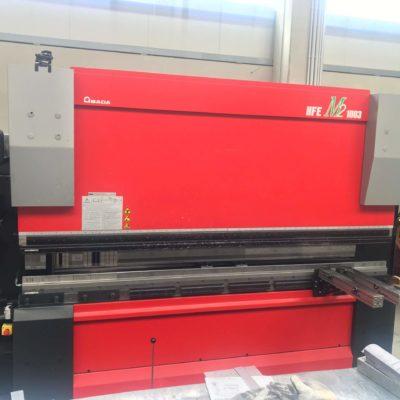 Amada HFE M2 100-3 press brake