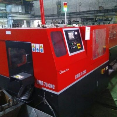 CIRCULAR SAWING MACHINE AMADA CMB 75 CNC