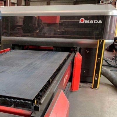 Laser cutting machine Amada LC 3015 X1 NT