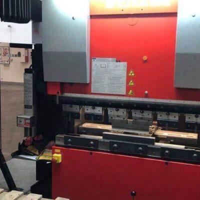 CNC press brake Amada HFE M2 5012