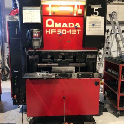 Amada HFT 5012 CNC press brake